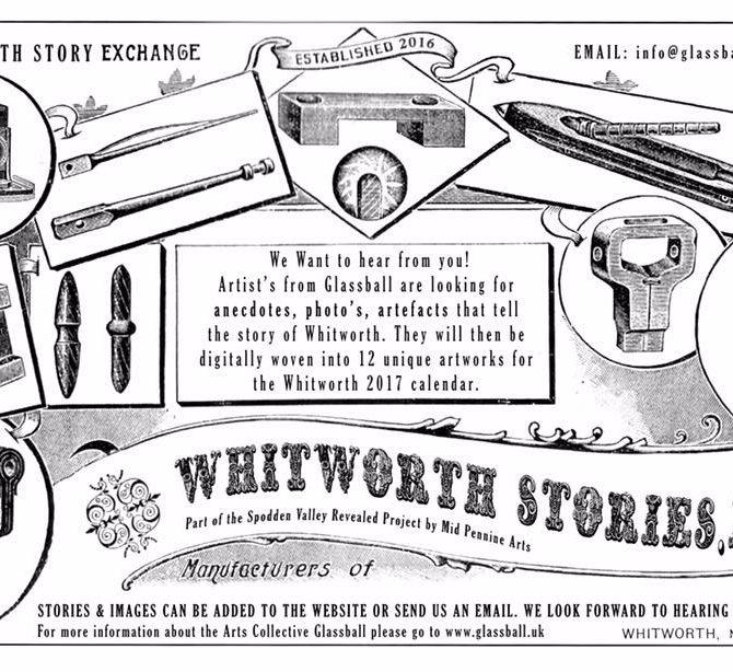 Whitworth Stories