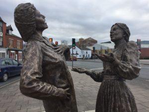 Cracker Packers Statue - 2018